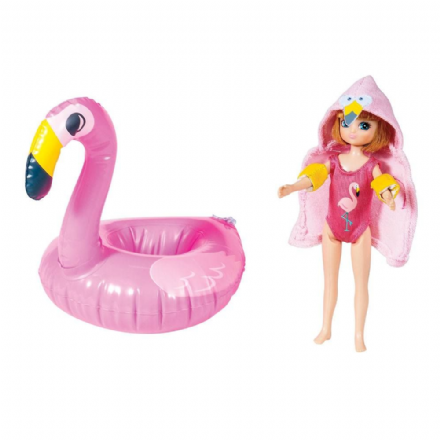 Lottie Doll - Olivia Pool Party